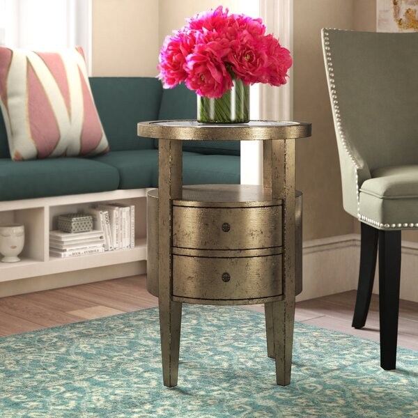 Brooksland End Table by Willa Arlo Interiors