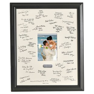 Wedding Guest Signature Frame | Wayfair