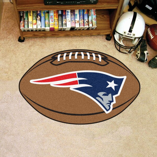 NFL - New England Patriots Football Mat by FANMATS