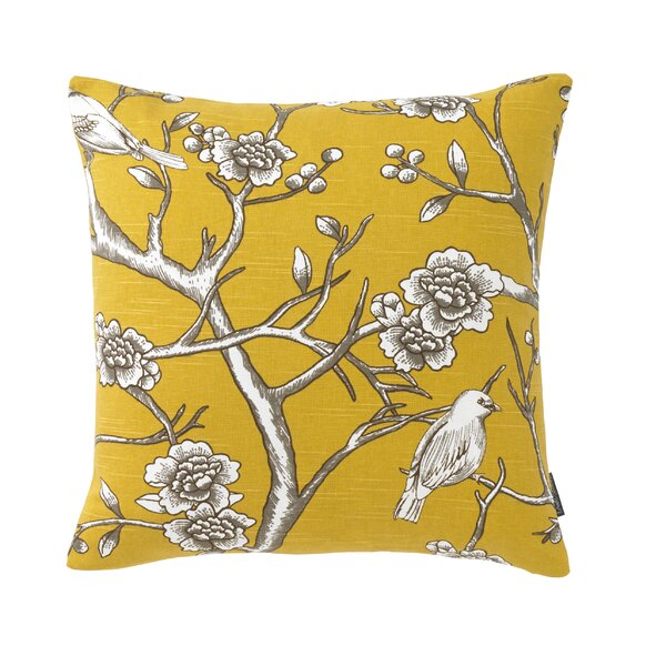 Vintage Blossom Pillow by Mozaic Company