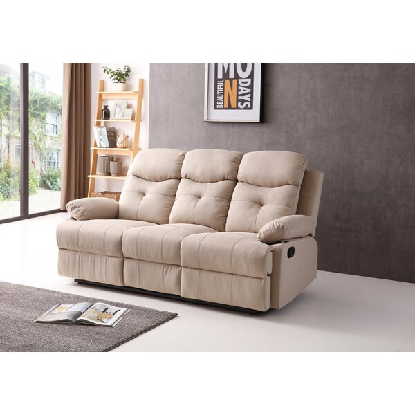 Hackleburg Reclining Sofa by Latitude Run