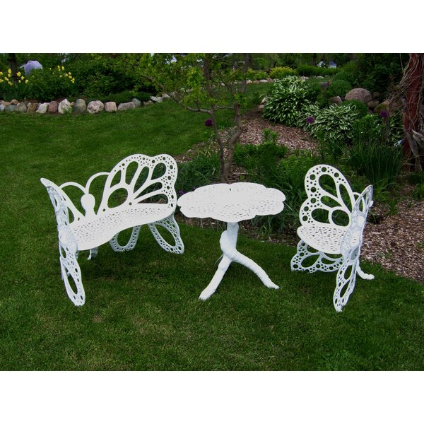 Yerington 3 Piece Seating Group by Bay Isle Home