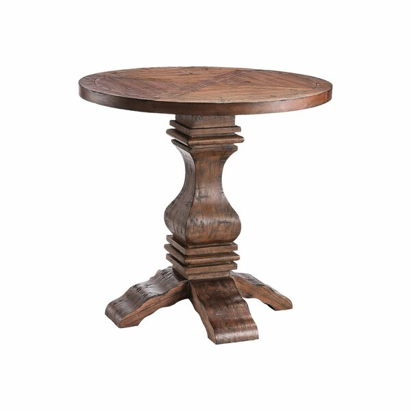 Bach End Table By August Grove
