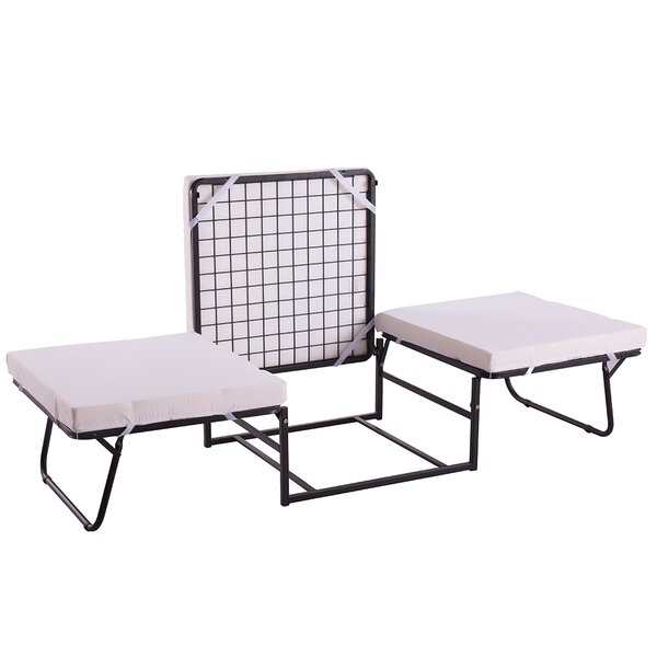 Home & Outdoor 27'' Square Standard Ottoman