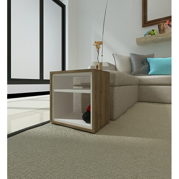 Geis Modern End Table by Ebern Designs