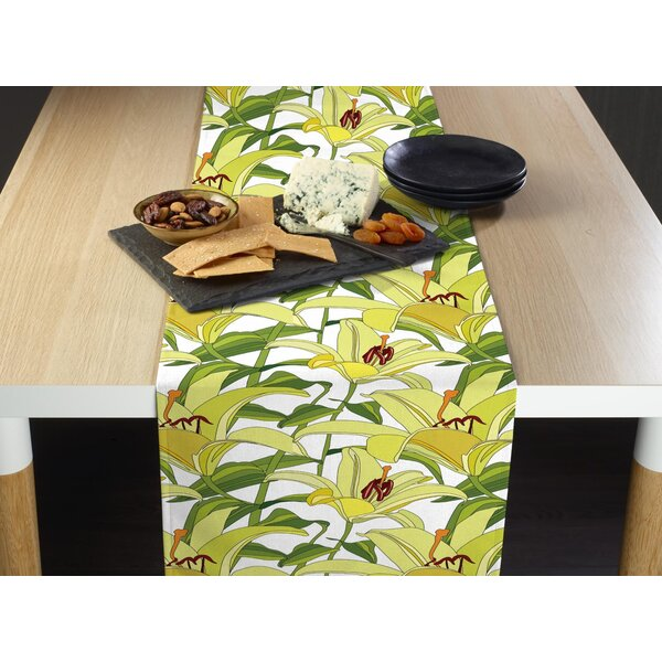 Powers Tigerlily Table Runner by Bay Isle Home