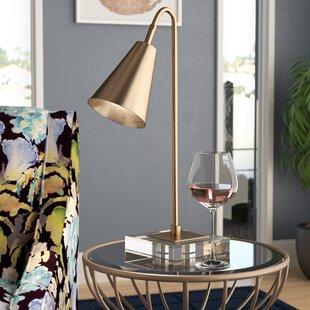Comparison Borlon 21 Desk Lamp By Mercer41