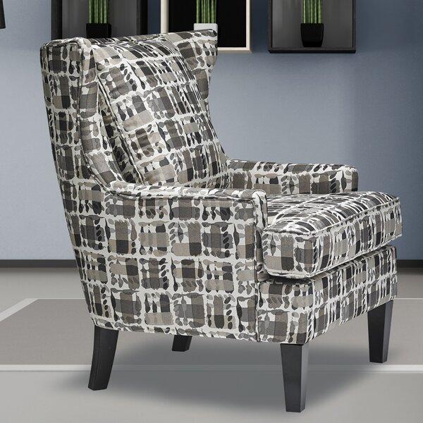 Guerrero Wingback Chair by Brayden Studio