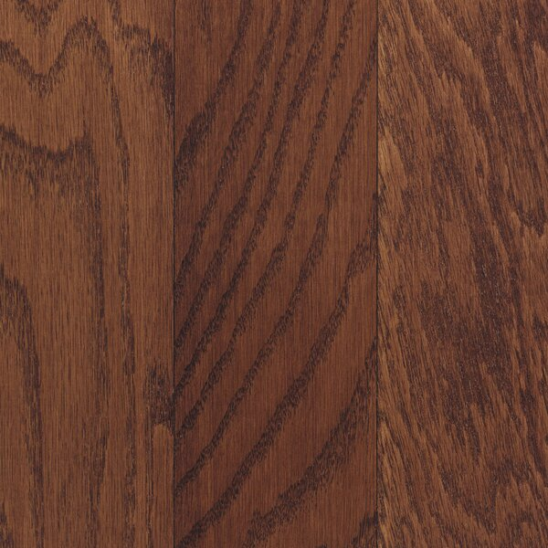 Randhurst SWF 2-1/4 Solid Oak Hardwood Flooring in Red Cherry by Mohawk Flooring