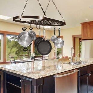 kitchen hanging pot rack – ilovesherwoodparkrealestate.co