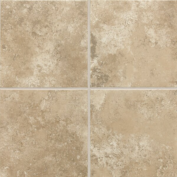Remington 12 x 12 Ceramic Tile in Willow Branch by Itona Tile