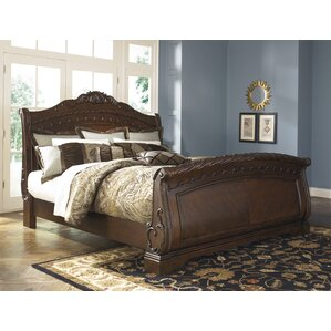 Chapell Panel Headboard by Astoria Grand