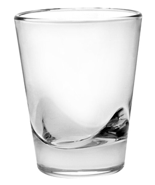 Rialto 3 oz. Crystal Shot Glass (Set of 6) by Majestic Crystal