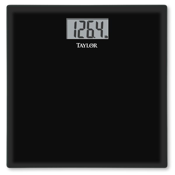Digital Scale in Black by Taylor