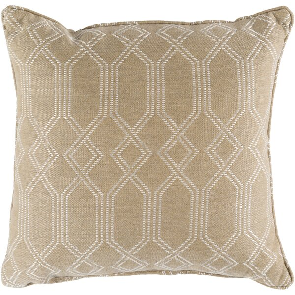 Hawthorn Indoor/Outdoor Throw Pillow by Gracie Oaks