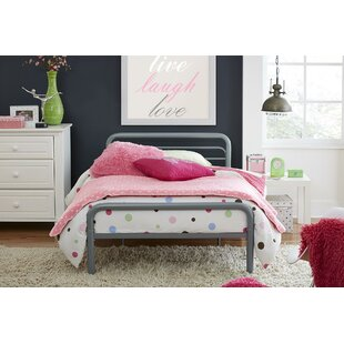 Online Reviews Ainsley Twin Platform Bed By Mack & Milo