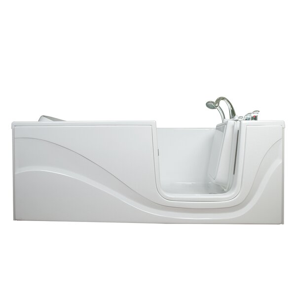 Lay Down Long Air Walk-In Tub by Ella Walk In Baths