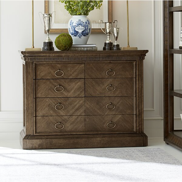 Dwain 8-Drawer Lateral Filing Cabinet