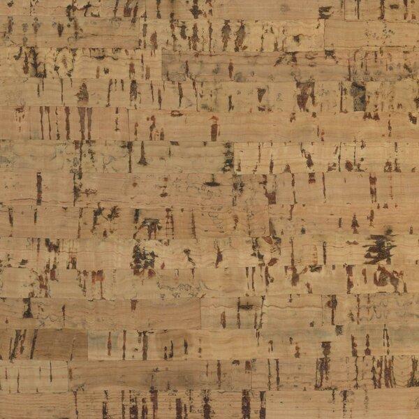 12 Cork Hardwood Flooring in Tellus by APC Cork