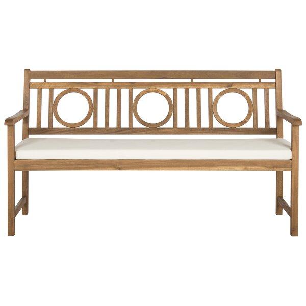 Kuhlmann Wooden Garden Bench by Birch Lane™ Heritage
