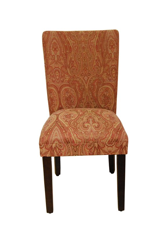 Tenbury Clic Upholstered Parsons Chair