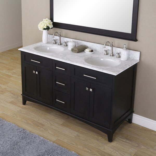 Paton 60 Double Bathroom Vanity Set by dCOR design