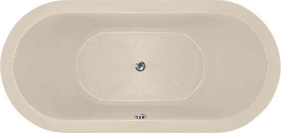 Designer Elle 66 x 32 Soaking Bathtub by Hydro Systems