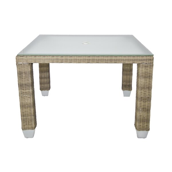Square Dining Table by Patio Heaven