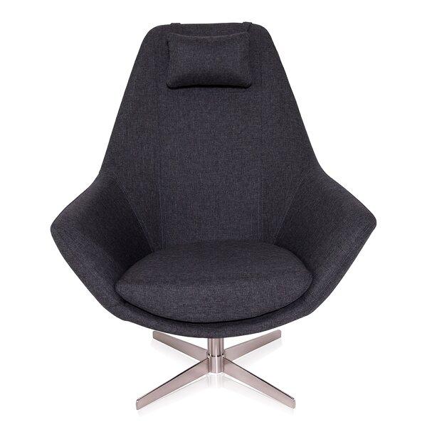 Swivel Lounge Chair by UrbanMod