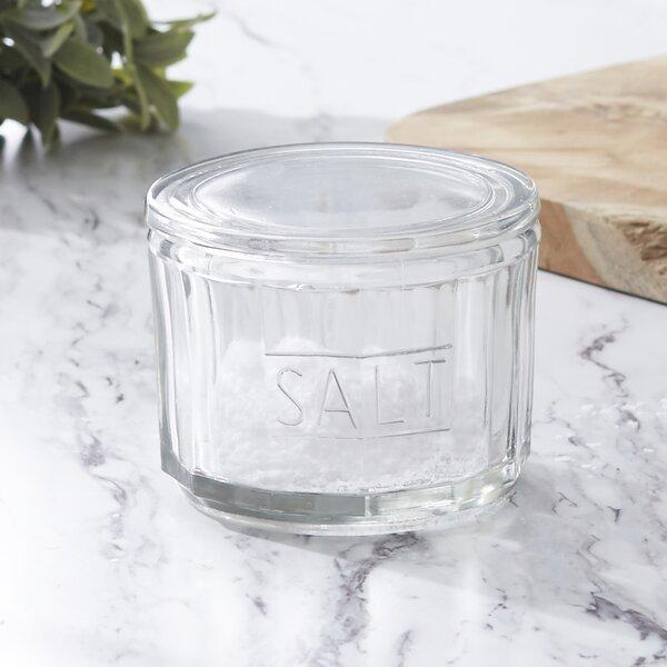 Pressed Glass Salt Cellar by Birch Lane™
