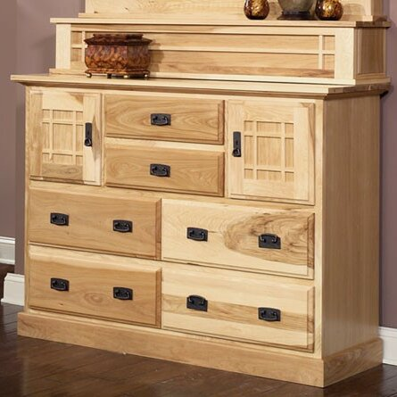 Arvilla 6 Drawer Combo Chest by Loon Peak