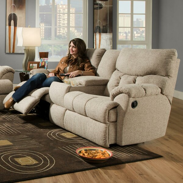 Re-Fueler Reclining Loveseat by Southern Motion