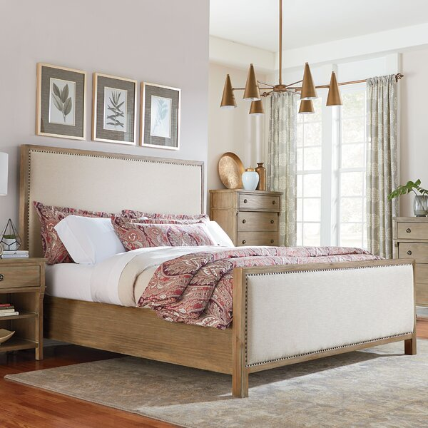 Wallingford Upholstered Standard Bed by Feminine French Country