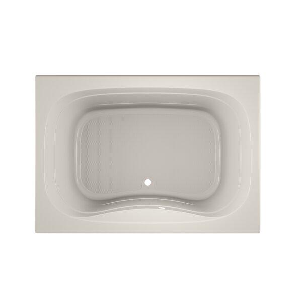 Signa Bath 60 L x 42 W Drop In Soaking Bathtub by Jacuzzi®