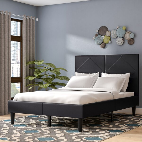 Claudel Upholstered Platform Bed by Latitude Run