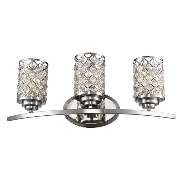 Senters 3-Light Vanity Light by Willa Arlo Interiors