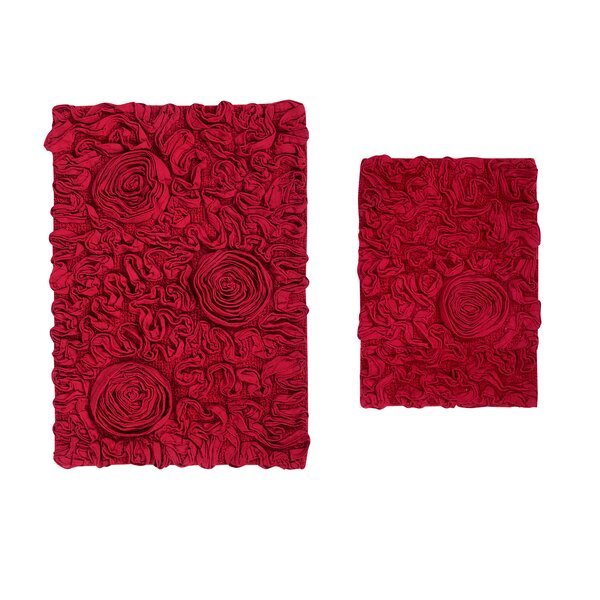 Loganne Bath Rug Set by House of Hampton