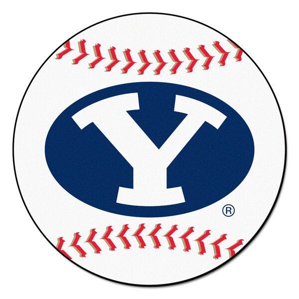 NCAA Brigham Young University Baseball Mat by FANMATS
