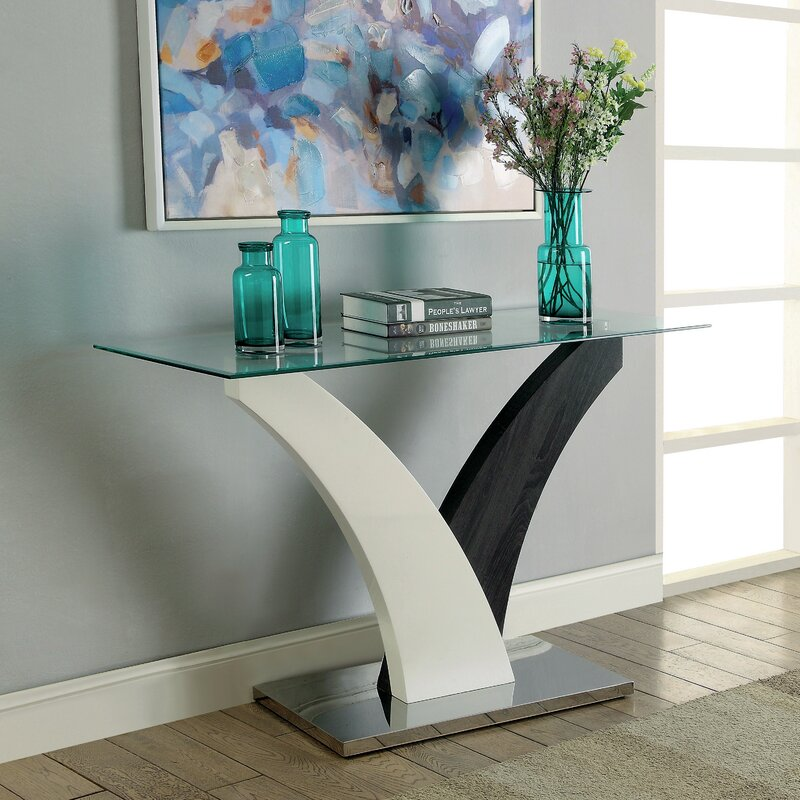 designer console tables. jamel contemporary console table designer tables