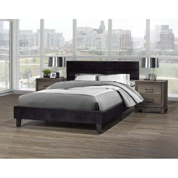 Infield Platform Bed by Orren Ellis