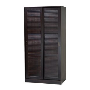 Two-Sliding Door Armoire