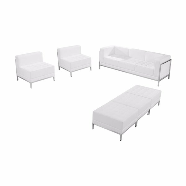 Annalise 6 Piece Living Room Set by Orren Ellis