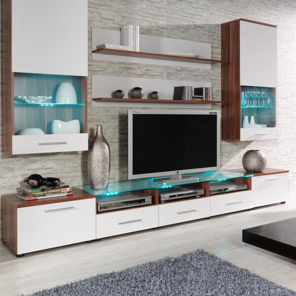 Maulik Entertainment Center by Orren Ellis