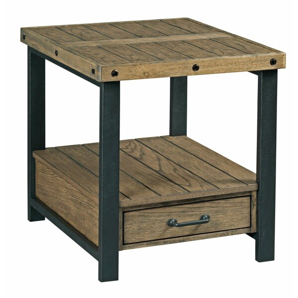 Grovetown End Table with Storage by Gracie Oaks Gracie Oaks