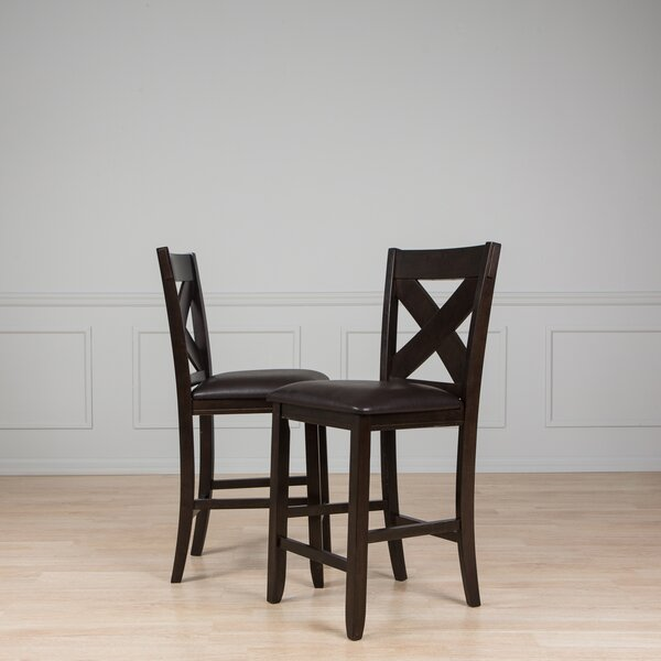 25 Bar Stool (Set of 2) by AW Furniture