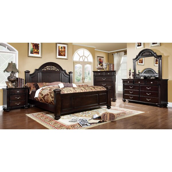 Wesleyan Standard Bed by Astoria Grand