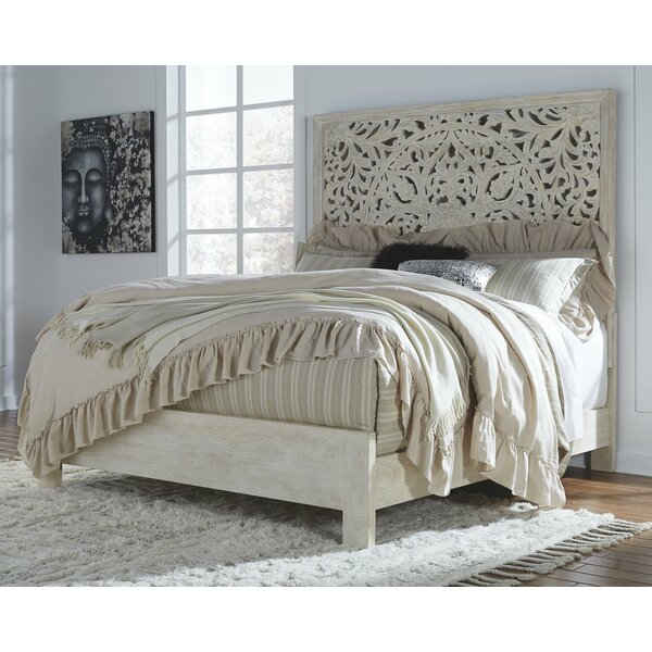 Brecken Standard Bed by Mistana