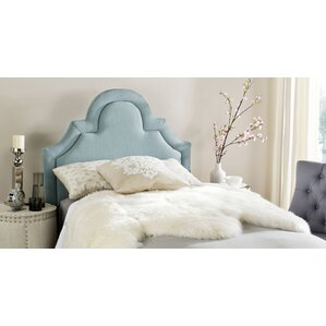 Kerstin Upholstered Panel Headboard by Safavieh