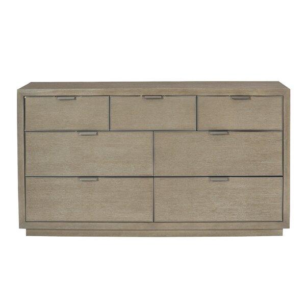Mosaic 7 Drawer Dresser by Bernhardt