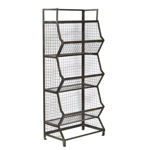 Joelle Etagere Bookcase by 17 Stories